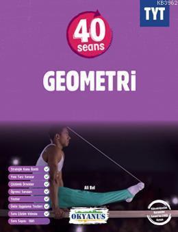 Okyanus Yayınları TYT 40 Seans Geometri Soru Bankası Okyanus Y
