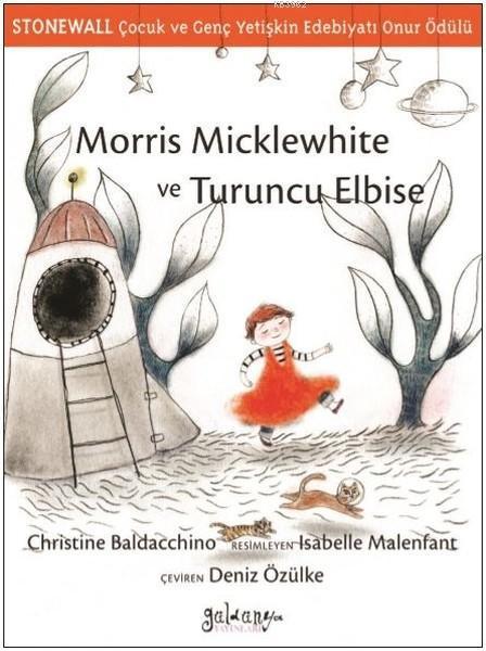 Morris Micklewhite ve Turuncu Elbise
