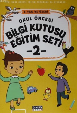 Okul Öncesi Bilgi Kutusu Eğitim Seti - 5 Yaş ve Üzeri (2 Kitap)