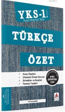 YKS 1. Oturum Türkçe Özet (TYT)