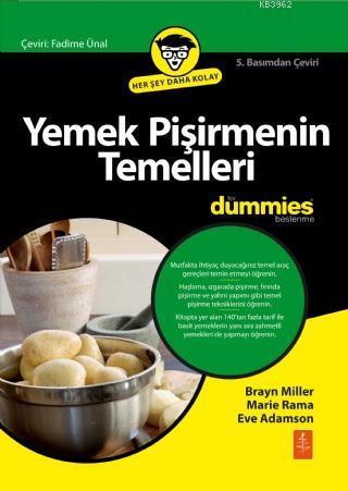 Yemek Pişirmenin Temelleri for Dummies - Cooking Basics for Dummies
