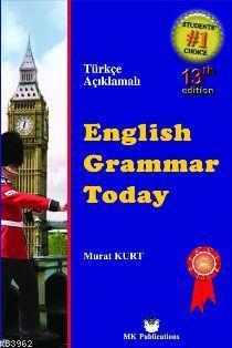 English Grammar Today; Türkçe Açıklamalı