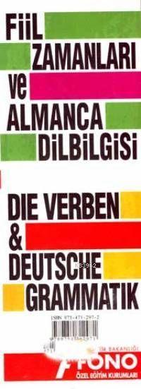 Fiil Zamanları ve Almanca Dilbilgisi