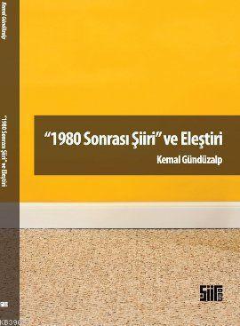 1980 Sonrası Şiiri ve Eleştiri