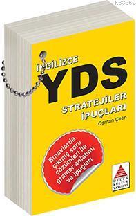 YDS Stratejiler - İpuçları Kartları