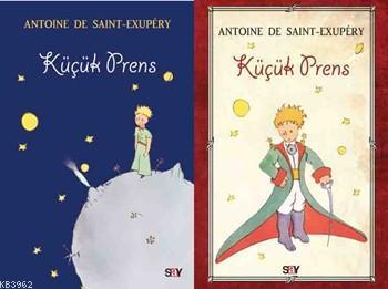 Küçük Prens; (İki Farklı Kapak Seçeneği)