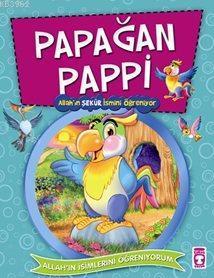 Papağan Pappi Allah'ın Şekur İsmini Öğreniyor