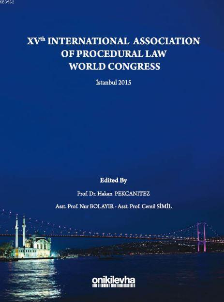 XV. Dünya Usul Hukukçuları Kongresi