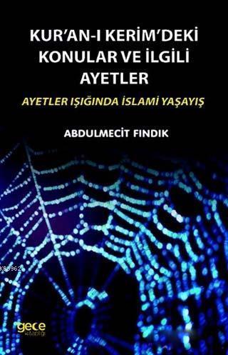 Kur'an-ı Kerim'deki Konular ve İlgili Ayetler; Ayetler Işığında İslami Yaşayış