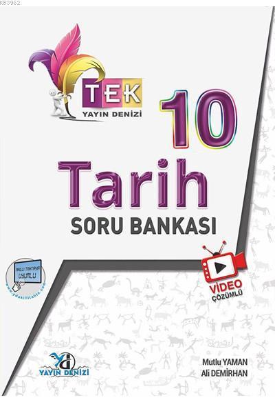10.Sınıf Tek Vd.Çöz. S.B. Tarih - 2019-20