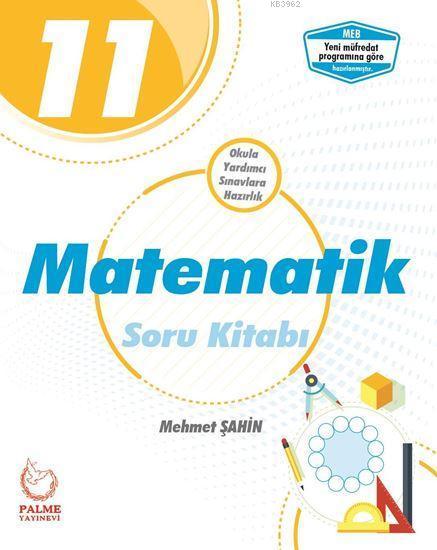 Palme Yayınları 11. Sınıf Matematik Soru Kitabı Palme
