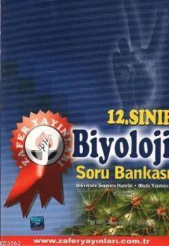 Zafer Yayınları 12. Sınıf Biyoloji Soru Bankası Zafer