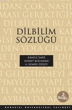 Dilbilim Sözlüğü
