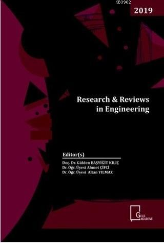 Research Reviews in Engineering