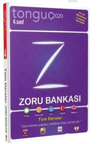 2020 4. Sınıf Tüm Dersler Zoru Bankası