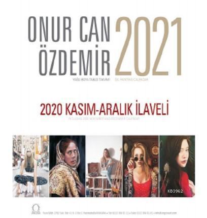 Onur Can Özdemir Duvar Takvimi 2021