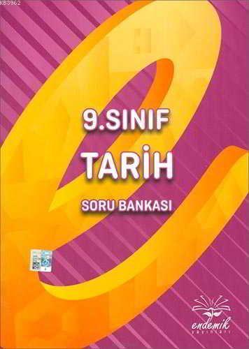 Endemik Yayınları 9. Sınıf Tarih Soru Bankası Endemik