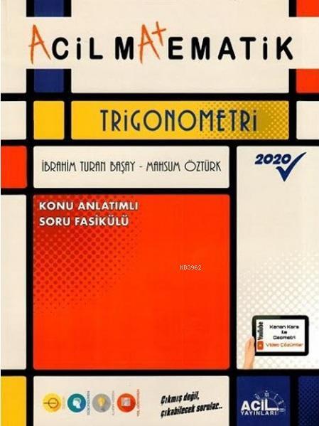 Acil Matematik Trigonometri Acil Yayınları
