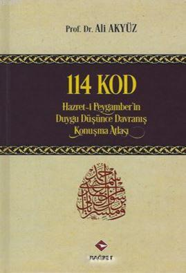 114 KOD (Karton) Hz. Peygamberin Duygu, Düşünce, Davranış, Konuşma Atlası