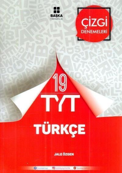 TYT Türkçe 19 Çizgi Denemeleri
