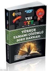 YKS TYT Türkçe Tamamı Çözümlü Soru Bankası