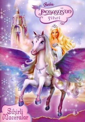 Barbie ve Pegasus'un Sihri