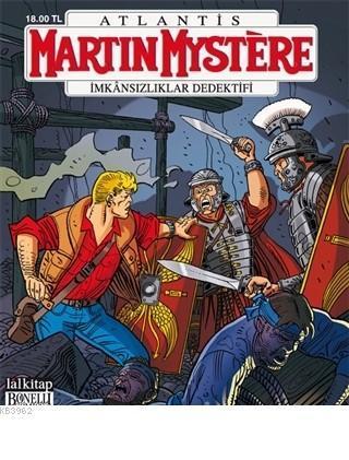 Martin Mystere sayı: 181 - Büyük Oyun İmkansızlıklar Dedektifi