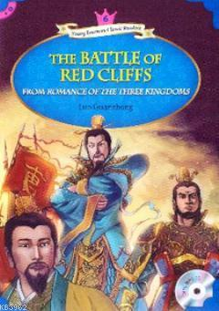 The Battle of Red Cliffs + MP3 CD (YLCR-Level 6)