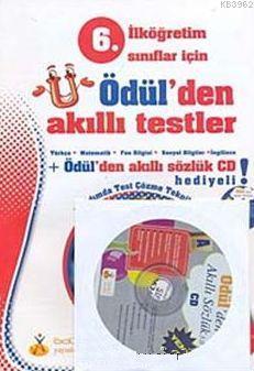 İlköğretim 6. Sınıf; Akıllı Testler (cd'li)