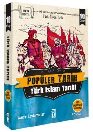Popüler Tarih Türk-İslam Tarihi; Set (10 Kitap)