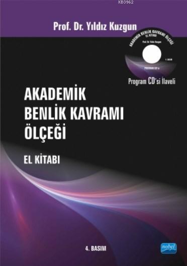 Akademik Benlik Kavramı Ölçeği El Kitabı (CD İlaveli)