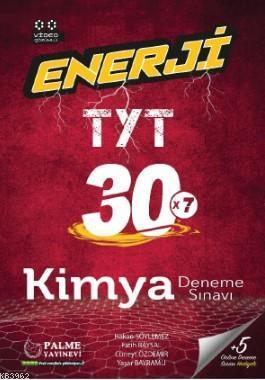 Enerji TYT Kimya 30 Deneme Sınava