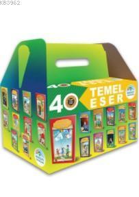 Çocuk Klasikleri Seti (40 Kitap)