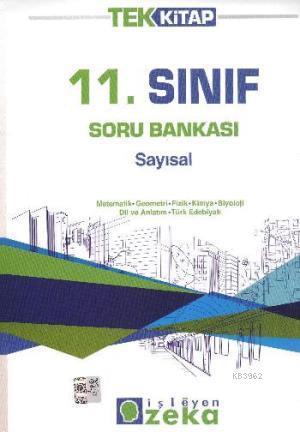 11. Sınıf Soru Bankası Sayısal