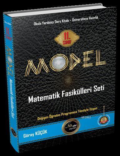 Model Yayınları 11. Sınıf Model Matematik Fasikülleri Seti Model