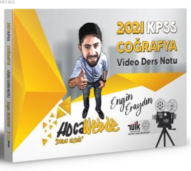 HocaWebde Yayınları 2021 KPSS Coğrafya Video Ders Notu