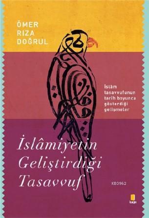 İslâmiyetin Geliştirdiği Tasavvuf; İslam Tasavvufunun Tarih Boyunca Gösterdiği Gelişmeler