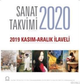 Sanat Takvimi 2020 Masa Takvimi