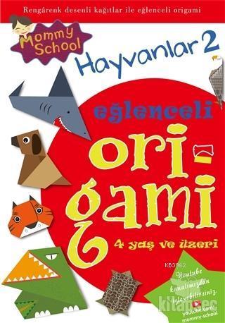 Eğlenceli Origami Hayvanlar 2