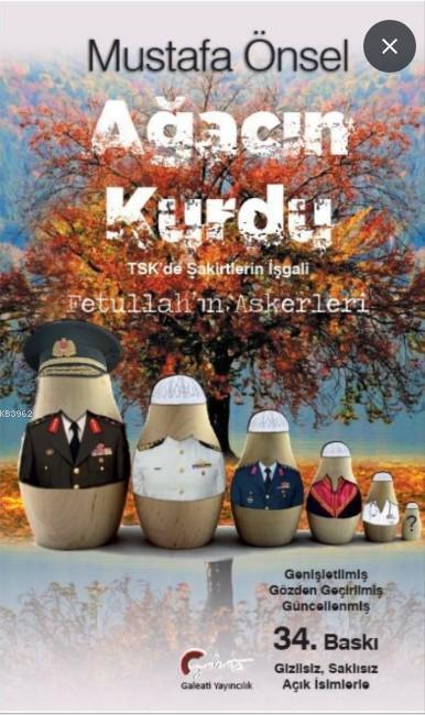 Ağacın Kurdu, Tsk'de Şakirtlerin İşgali, Fetullah'ın Askerleri