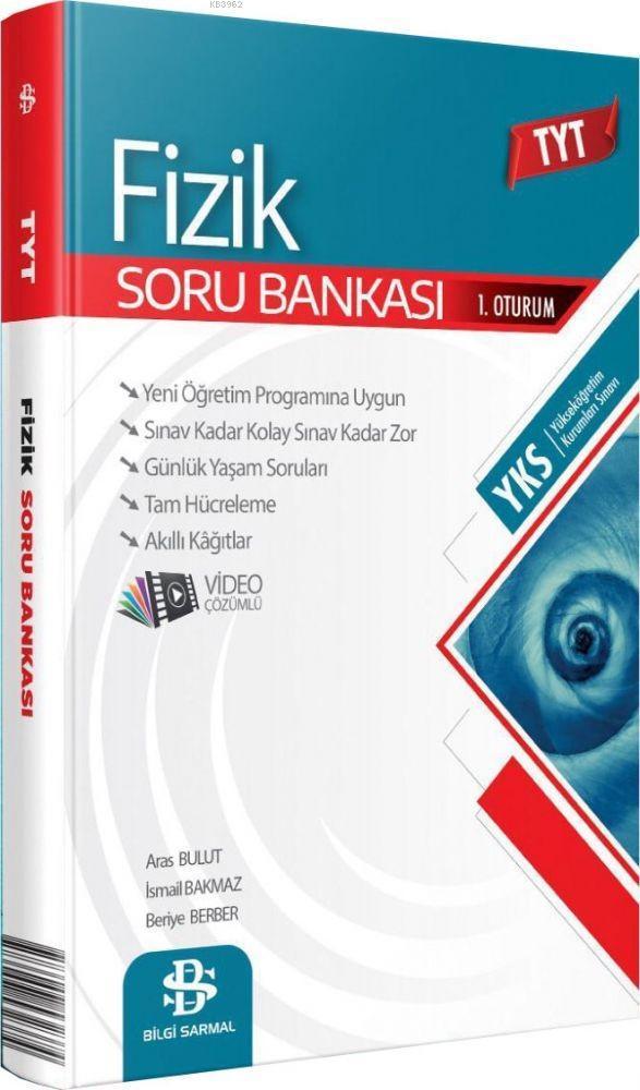 Bilgi Sarmal Yayınları TYT Fizik Soru Bankası Bilgi Sarmal