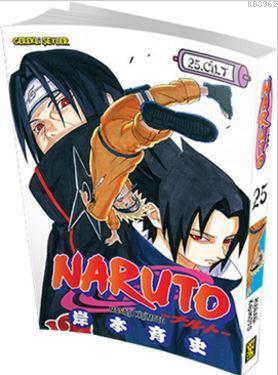 Naruto Cilt 25