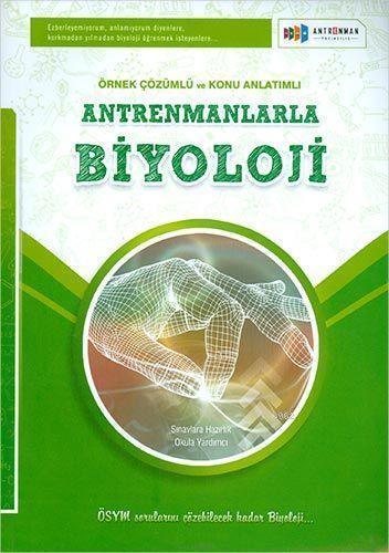 Antrenman Yayınları Antrenmanlarla Biyoloji Çözümlü ve Konu Anlatımlı Antrenman