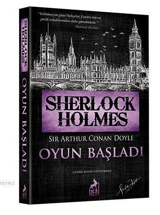 Sherlock Holmes - Oyun Başladı; Bütün Hikayeler 2