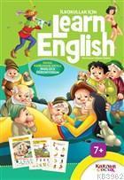 İlkokullar İçin Learn English (Yeşil); Masal Kahramanlarıyla İngilizce Öğreniyorum