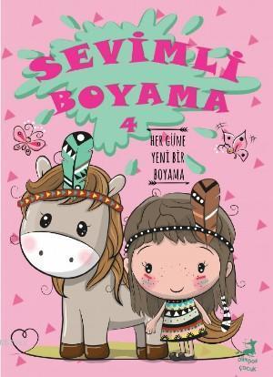 Sevimli Boyama - 4