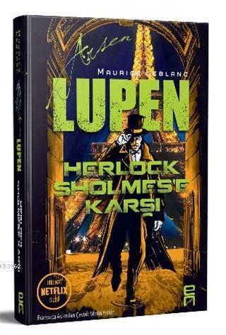 Herlock Sholmes'e Karşı - Arsen Lupen