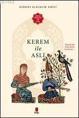 Kerem ile Aslı; Günümüz Türkçesiyle Tam Metin - Renkli Resimli