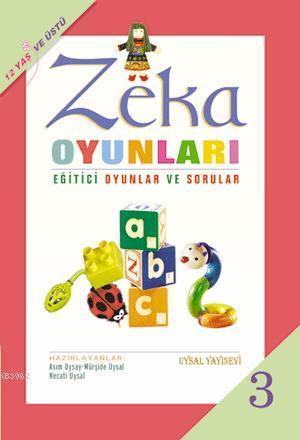 Zeka Oyunları 3; 12 Yaş ve Üstü