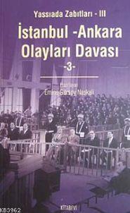 İstanbul-Ankara Olayları Davası; Yassıada Zabıtları 3